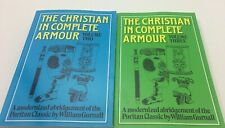 The Christian In Complete Armour Volume 2 and 3 William Gurnall