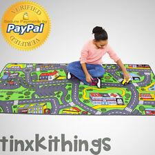 Kids Area Rug Play Carpet Area Floor Mat Children Boys Girls Bed Room Learning