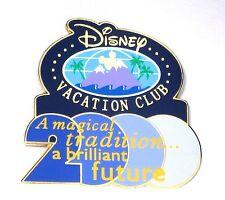 LE Disney Pin✿Magical Tradition Brilliant Future Vacation Club Global Retired LE