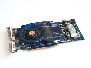 SAPPHIRE ATI Radeon HD 3850 256MB DDR3 PCIe Excellent condition!