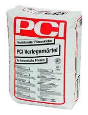 PCI Verlegemörtel 20 kg Fliesenkleber Fliesen-Kleber Flexmörtel S1 Flexkleber