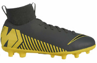 NIKE Mercurial JR Superfly 6 Club FG/MG Soccer Cleats AH7339-070 Size 3.5Y NEW