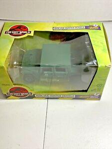 Johnny Lightning Jurassic Park The Lost World Hum-Vee Hunter Vehicle in 1/24