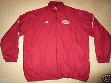 University of Denver Pioneers Swimming & Diving Team Adidas Jacket XL