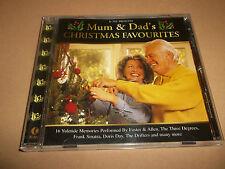 """V/A """" MUM & DAD'S CHRISTMAS FAVOURITES """" CD ALBUM 16 TRACKS"""