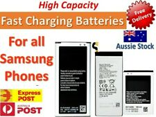 High Capacity Battery for Samsung Galaxy S10 S9 S4 S5 S6 S7 S8 S4 Note 9 8 Edge