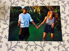 Beyonce Jay-Z pop rap signed autograph photo 6x8 coa