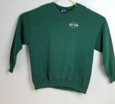 Vtg Live Free 2nd Amendment Green XL Sweatshirt
