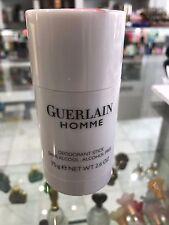 GUERLAIN HOMME DEODORANT STICK 75G ALCOHOL FREE