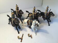 Britains Modern metal The Sussex Yeomanry Set 8893 x 5.