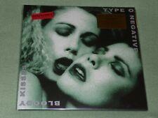 TYPE O NEGATIVE Bloody Kisses 2LP SILVER VINYL Music On Vinyl – MOVLP2270 EX