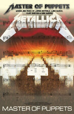 Metallica Master of Puppets Music Art 11 x 17 High Quality Poster