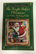 The Night Before Christmas and other Holiday Tales Paperback Illustrated classic