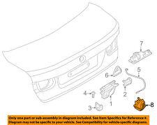 BMW OEM 10-14 X6 Rear View-Backup Back Up Camera 66539240351