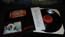 Killers – Fils De La Haine 1985 DEVIL'S REC Ex/Vg+ LP vinyl