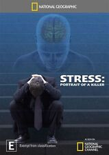 National Geographic - Stress : Portrait Of A Killer (DVD, 2010) New  Region 4