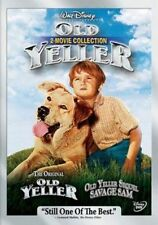 Old Yeller 2 Movie Collection 0786936283945 With Chuck Connors DVD Region 1