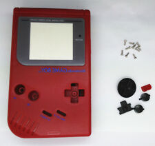 OEM Red New Full Housing Shell for Nintendo For Gameboy Classic DMG-01