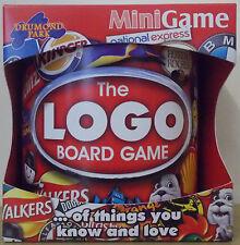 Logo board game ~ mini jeu de voyage taille ~ drumond park