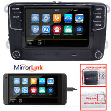 "6.5""Car Stereo Radio RCD330+Gateway,USB,AUX,BT,For VWGolf,Caddy,Passat,as RCD510"