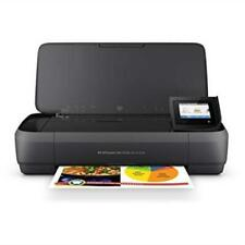 HP Officejet 250 Mobile Wireless Color Printer, Battery and AC Cord - VGC