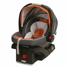 Graco SnugRide Click Connect 35 Infant Car Seat, Tangerine