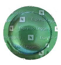 NESPRESSO PRO CAPSULES ESPRESSO LEGGERO - BRAND NEW IN BOX - 50 x capsules