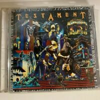 Testament Live at the Fillmore CD 1995 Burnt Offerings Label Bay Area Thrash