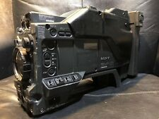 Sony DXC-D30 3CCD Professional Broadcast Camera with CA-537