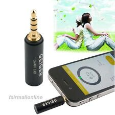 Smart Geiger Nuclear Radiation Detector Counter Test fitfor iPhone Android Phone