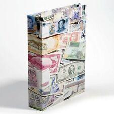 Album BILLS für 300 Banknoten
