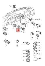 Genuine PORSCHE 911 996 Boxster Carrera Gt2 Gt3 Turbo Lighting LHD 99661363102