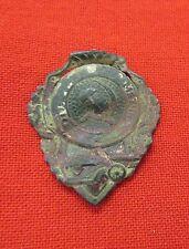 WWII Russian Excellent Mashine Gunner Badge.Battlefield Relic from Kurland.