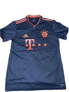 FC Bayern Munich Jersey Away Third 2019/20 Size M