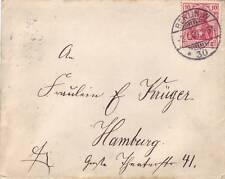 Reich Brief ( Germania  ) Berlin vom 02.01.1903