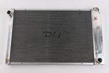 3 Row Aluminum Radiator FIT 73-1991 Chevy C/K Pickup Truck Blazer Jimmy Suburban