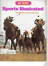 SPORTS ILLUSTRATED MAGAZINE- May 12, 1975