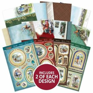 Card Making Toppers Kits Hunkydory Him Father Dad Man Male Men Birthday Grandad