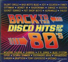 Back To The Disco Hits Of The 80's - Greatest Hits - 2 CD