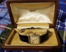 Vintage Buren Watch