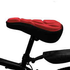 Tourbon Bike Saddle Seat Cover Cycling Soft Pad Cushion Outdoor Riding Protector