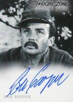 Twilight Zone 4 Science and Superstition Ben Cooper Autograph Card A-91