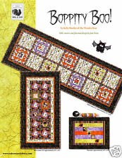 Boppity Boo by June Pease - Red Rooster Fabrics Quilt Pattern Brochure