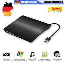 USB 3.0 Externes CD DVD-RWLaufwerk Brenner Player mit für Laptop Desktop
