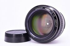 Nikon Ai Nikkor 50mm f/1.2 MF Prime Lens [ READ ] [ Normal ] [ FedEx ] #H92703