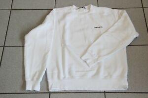 Carhartt Sweatshirt Pullover Gr. L weiß