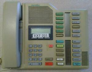 Northern Telecom Meridian NT8B40 Business Office Multifunction Telephone