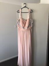 City Chic Maxi Dress Size M