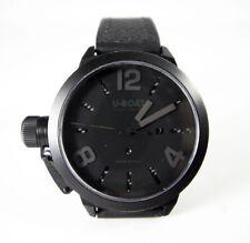 Authentic Men's U-Boat Classico Automatic Self Wind Date Men's watch 5573