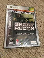 BRAND NEW SEALED! Tom Clancy's Ghost Recon (Microsoft Xbox, 2002)